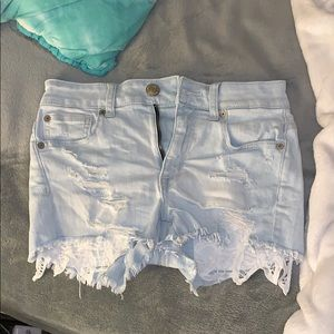 American Eagle Jeanshorts, lace